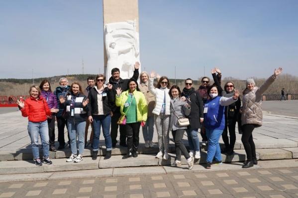 За 4 дня в Кузбассе туристы посетят почти 50 объектов