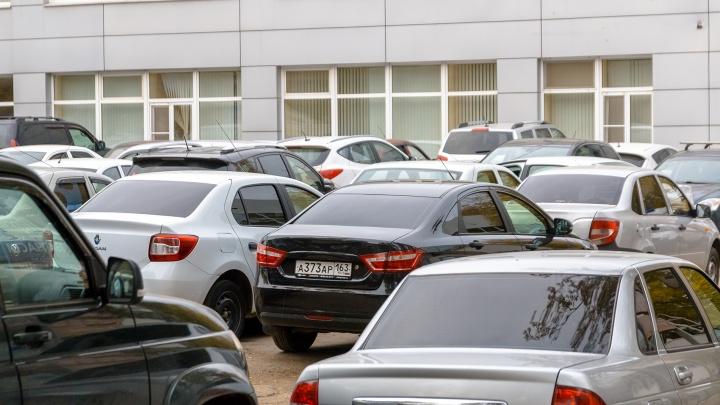 Минтранс: «Самарская область стала первой в России по числу машин на 100000 населения»