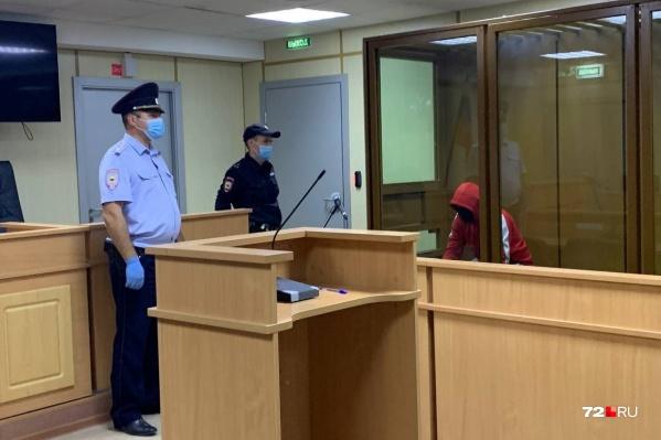 В суд Виталия Бережного доставили 27 августа