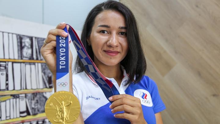 «Боялась, что в Токио не попаду»: Аделина Загидуллина — об Олимпиаде, унизительных допинг-тестах и любви к Уфе