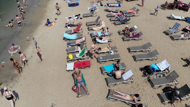 На Тюмень надвигается 30-градусная жара. Когда снова можно уехать на пляж?