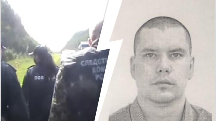 Опубликовали видео допроса уральца, который зарубил однокурсницу топором