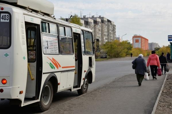 Жители Заозёрного до октября будут стоя ждать автобусы