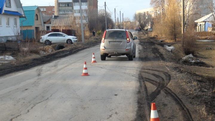 На Урале водитель Great Wall сбила перебегавшего дорогу восьмилетнего ребенка
