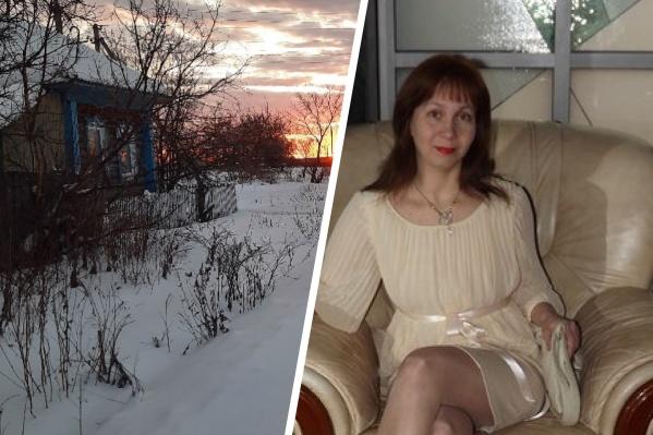По словам сестры, женщина покончила с собой в собственном доме, пока муж был на работе
