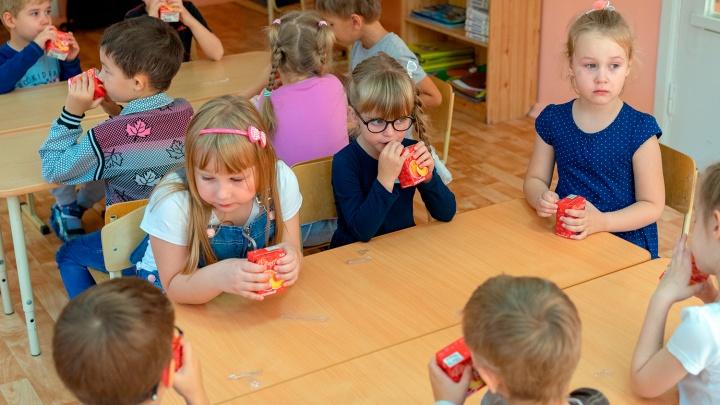 Омские власти решили отремонтировать старый детсад в Черёмушках на частные деньги