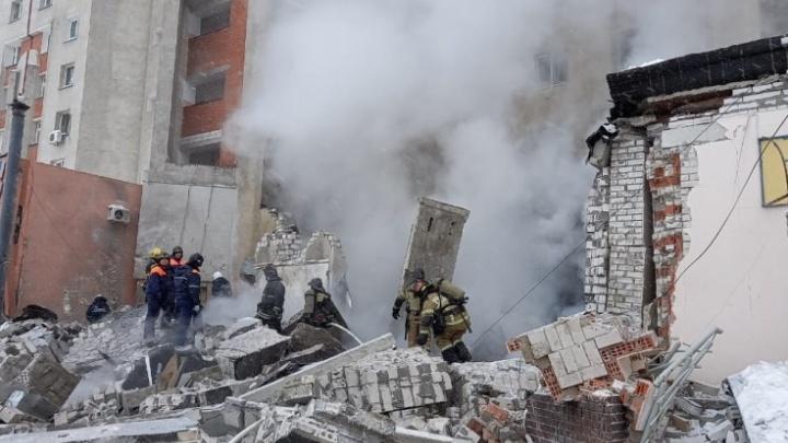 В многоэтажке в Нижнем Новгороде произошел взрыв. Под завалами остались люди