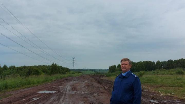 В Кузбассе ликвидировали 600-метровую свалку, о которой писал NGS42.RU