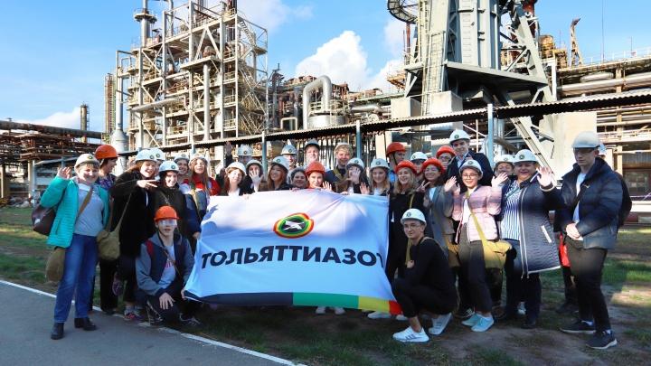 Будущее завода: ТОАЗ запустил профильные ИТ-классы для школьников