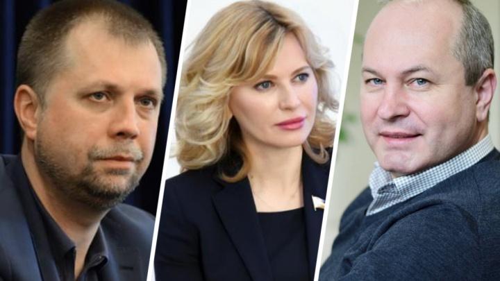 Экс-министры и бывший премьер ДНР: кто рвется в Госдуму от донских единороссов