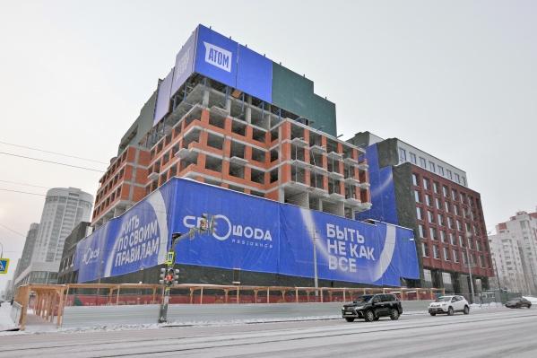 От студии на Вторчермете до апартаментов в центре Екатеринбурга: «Атомстройкомплекс» даёт максимальную свободу в выборе жилья