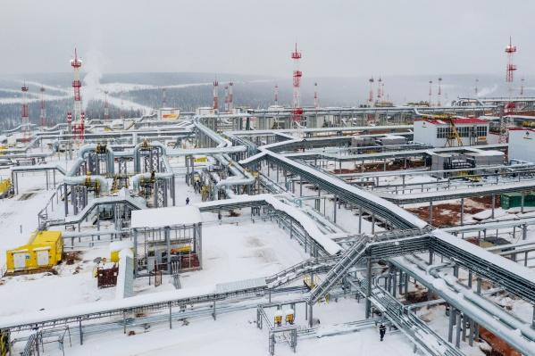 """В ближайшем будущем «Роснефть» планирует достичь <nobr class=""""_"""">95-процентного</nobr> уровня использования ПНГ на Юрубчено-Тохомском месторождении"""