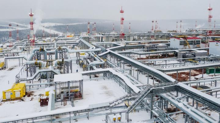 На Юрубчено-Тохомском месторождении началась реализация газовой программы