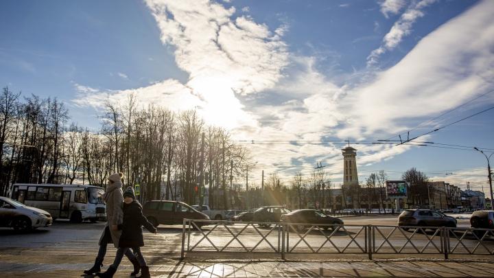 В Ярославль пришла метеорологическая весна: что будет дальше с погодой