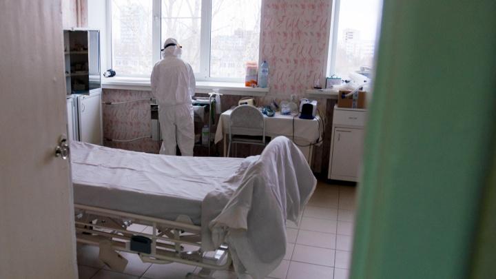 В Самойловском роддоме начали принимать первых пациентов с COVID-19
