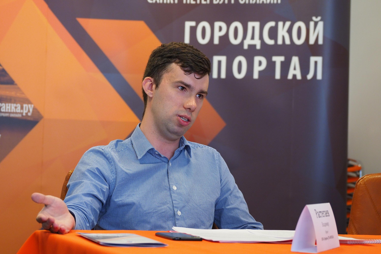 Владимир Растегаев, ведущий юрист компании «Грифон» (входит в группу «ФУКАУ»)