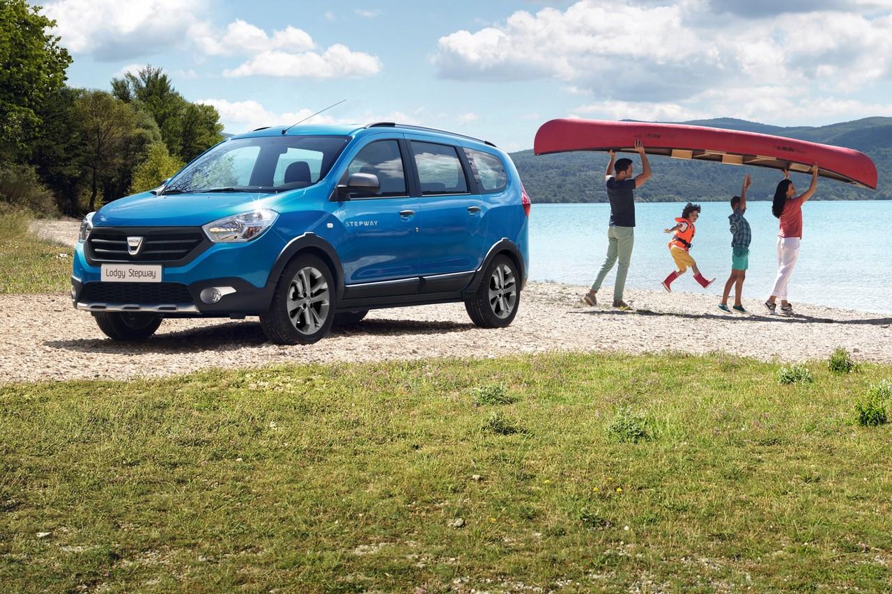 Помимо известных в России Logan, Duster и Sandero марка Dacia выпускает еще несколько моделей, например минивэн Lodgy