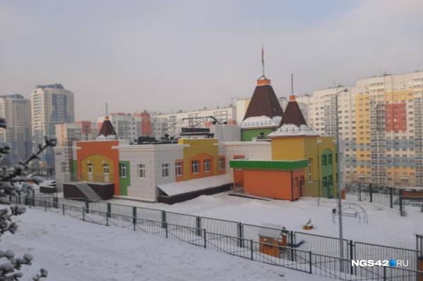 Детский сад торжественно открыли 27 ноября 2020 года, а 4 декабря там рухнул потолок в одной из групп