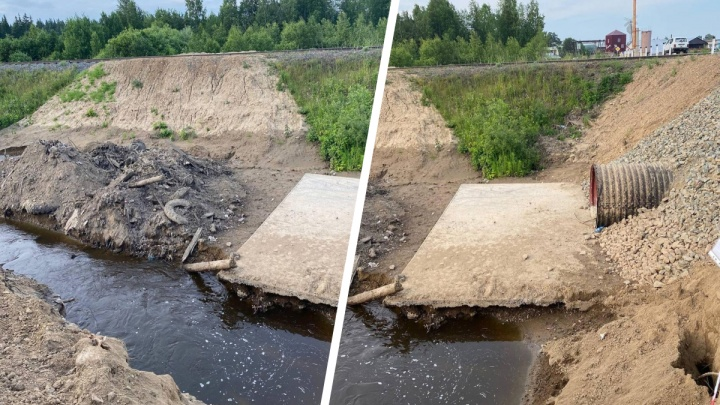 Усс поручил капитально отремонтировать дорогу в поселке, на которую жаловались Путину