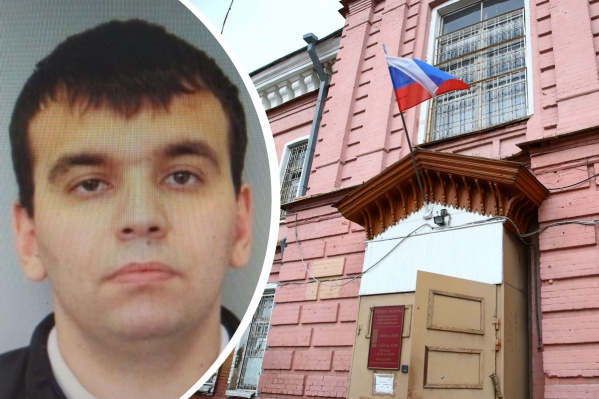 Дело Майора Хамрина передали в Верх-Исетский суд