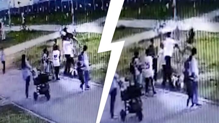 Что грозит екатеринбуржцу, который бросил восьмилетнего мальчика на землю и сломал ему руку