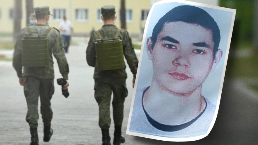 Тюменского срочника, который сбежал из военной части с оружием, нашли мертвым