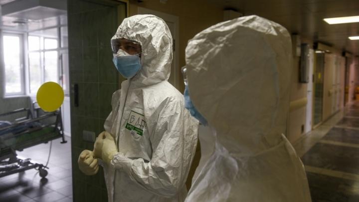 Впервые с начала пандемии в Кузбассе от COVID-19 умер подросток