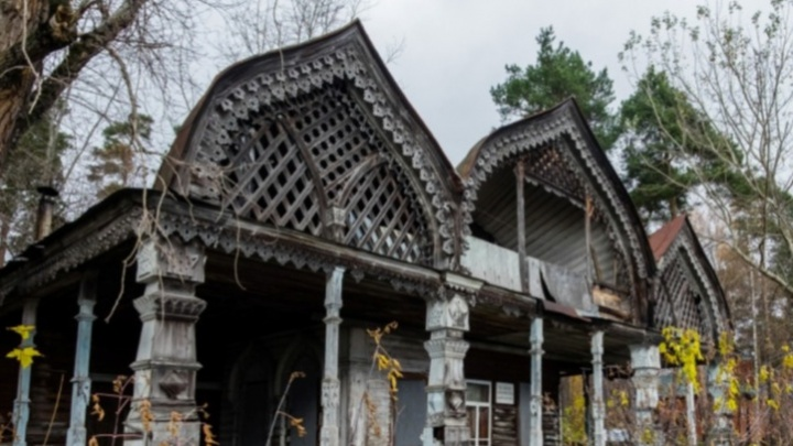Власти Перми к 300-летию города отреставрируют «Дачу Синакевича» и «Дачу Мешкова»
