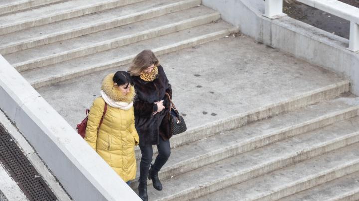 Прощайте, морозы: какая погода будет в Ростове в выходные