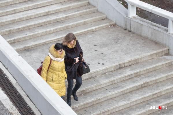 В выходные ростовчанам не стоит опасаться морозов