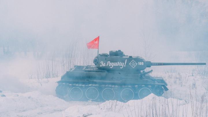 Битва за Сталинград, фрицы и шашлыки: как отпраздновали 23 Февраля в Омском танковом институте