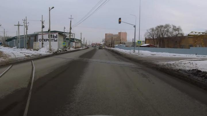 Названы сроки подключения освещения на Заводском шоссе