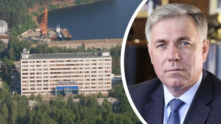 Скончался гендиректор компании «Газпром трансгаз Чайковский», заразившийся коронавирусом