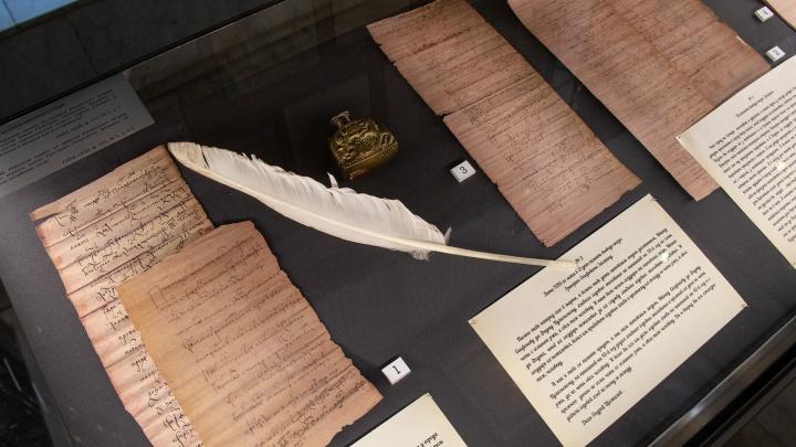 170 лет Самарской губернии: в город привезли уникальные исторические документы