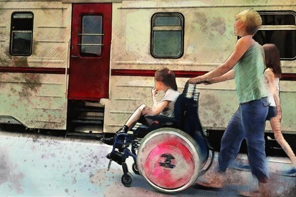 — Жаль детей, которых таскают по просторам России, изматывая длинными дорогами, а потом возвращаются ни с чем, — такого мнения придерживается Ольга
