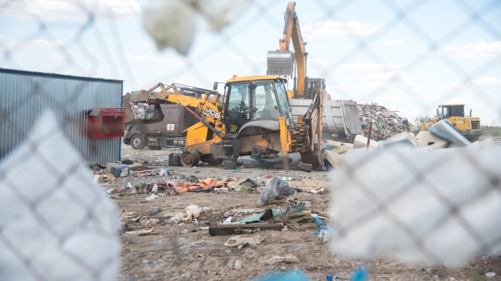 Областной суд обязал администрацию убрать мусорный полигон в Левенцовке