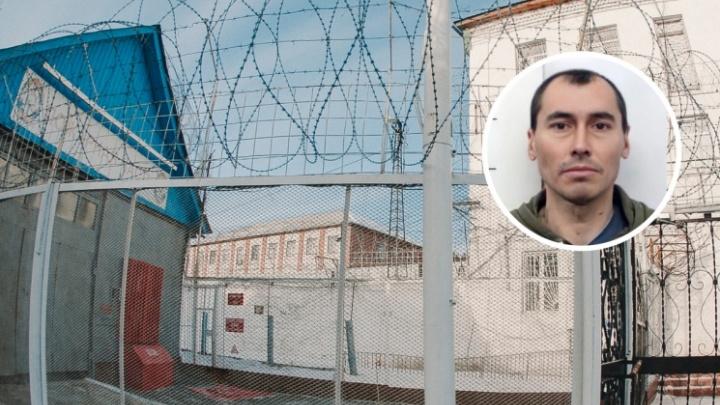 Сбежавшего из тюменской колонии убийцу задержали