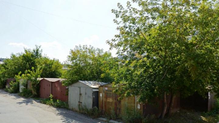 На Нейбута планируют построить детский сад и школу на месте гаражного кооператива