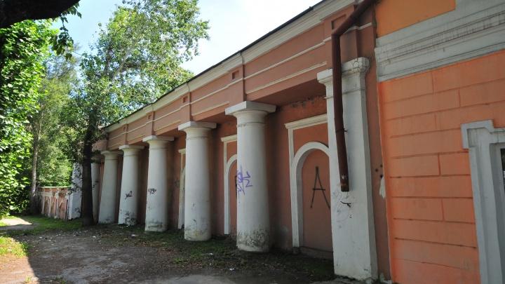 В Екатеринбурге перестроят усадьбу Нурова. Застройщик на это потратит 100 миллионов из своего кармана