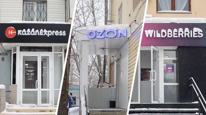 Спрос и приложение: как Ozon, Wildberries и KazanExpress завоевали Челябинск