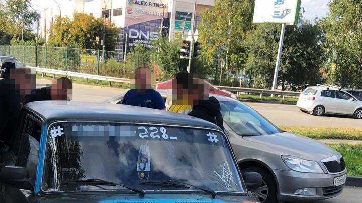 В Новосибирске задержали омича, сбежавшего из ИК-8 неделю назад