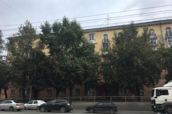 Подходящий дом есть на улице Владимировской, 6