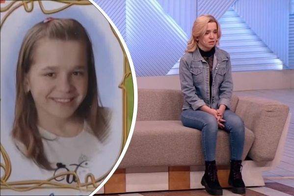 В программе «Пусть говорят» объявили на всю Россию, что Олеся ищет своих родителей. Откликнулись жители Архангельской области