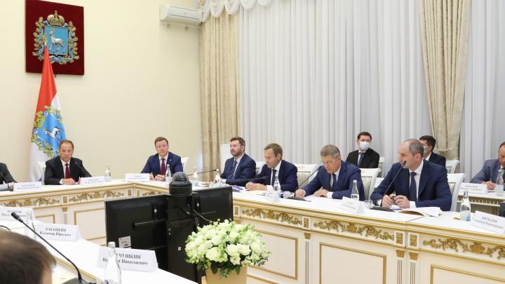 В Самарской области увеличились инвестиции в основной капитал