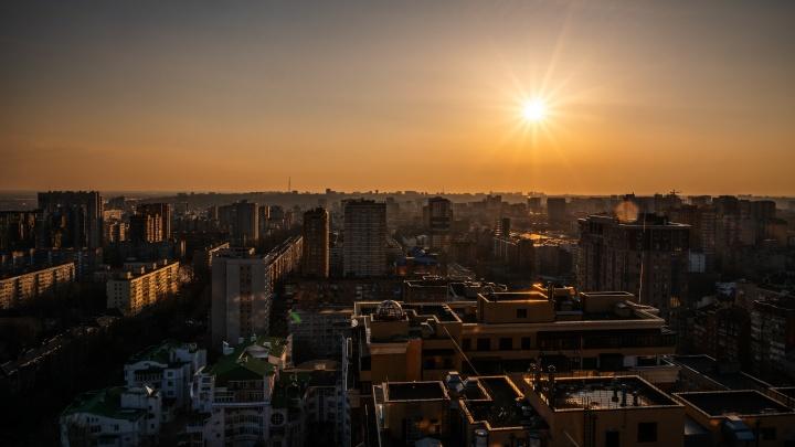 Город на ладони: 15головокружительных фотографий Ростова с высоты
