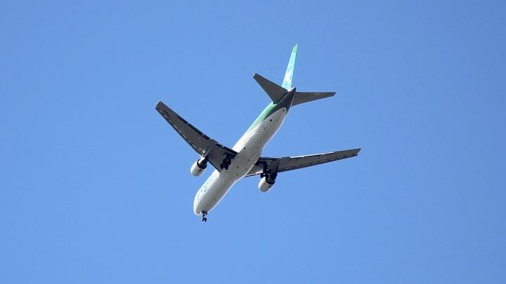 Самолет экстренно приземлился в Перми из-за умершего пассажира