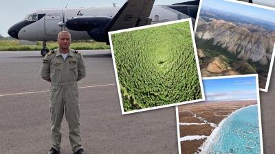 От голой Африки до бескрайней тайги: летчик из Тюмени показал удивительные фото с высоты