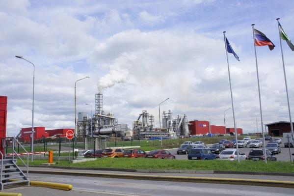 Инвестор планирует стать резидентом индустриального парка «Уфимский»