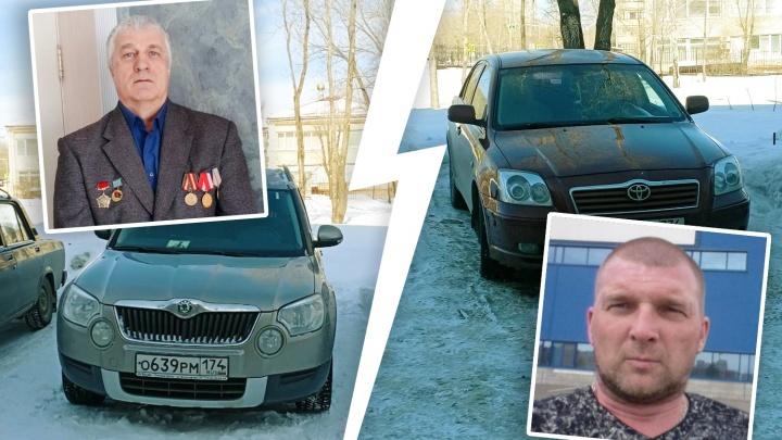 «Майоров на кукан сажаю»: конфликт инвалида и его соседа из-за парковки обернулся заявлениями в полицию
