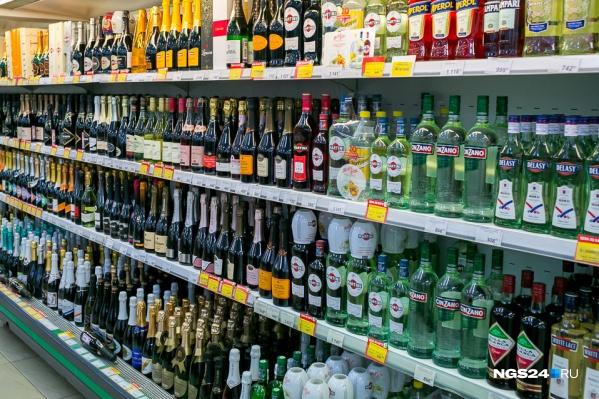 Мать и дочь купили алкоголь еще в середине июня